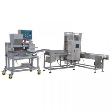 Computerized Paper Lunch Box Making Machine Carton Erecting Machine for Hamburger, Packing, Cake Box
