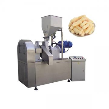 High Quality Soya Chunks Protein Food Production Line