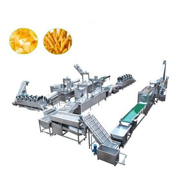 Automatic Frying Machine and Potato French Fries Making Machine