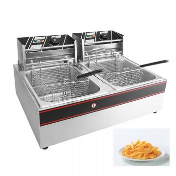 Commercial Continuous Automatic Frying Machine Fryer Machinery for French Fries