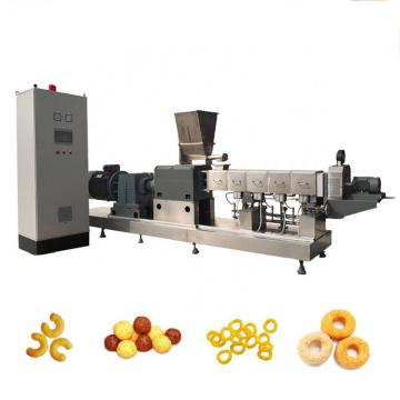 Ce Standard Full Automatic Corn Snacks Nik Naks Making Extruder