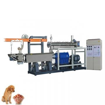Pet Food Processing Extruder Machine