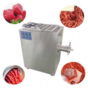 Stainless Steel Industrial Frozen Meat Grinder