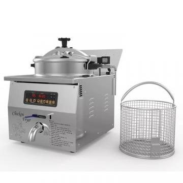 Continuous Kfc Potato Cassava Banana Chips Deep Frying Machine Donut Fryer