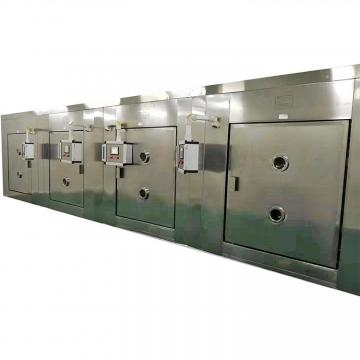 High Quality Most Popular Industrial Continuous Microwave Shrimp Drying Machine Tunnel Microwave Dryer