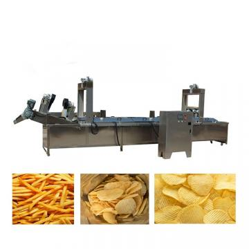 Hot Selling Automatic Small Scale Potato Chip Maker Machine Potato Chips Making Machine Potato Chips Production Line