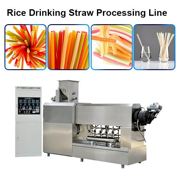 High Quality Eco Friendly Disposable Rice Straw Making Machine Manufacturer Price #1 image