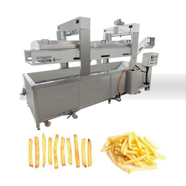 Potato Chips French Fries Frying Making Machinery Industrial #1 image