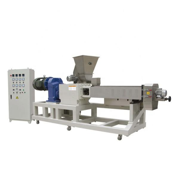 Puffed Corn Rice Snack Food Extruder #1 image