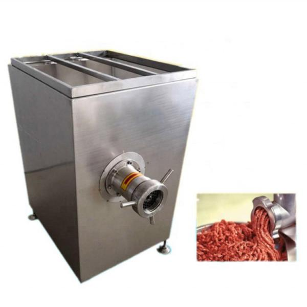 Stainless Steel Electric Industrial Frozen Meat Grinder #1 image