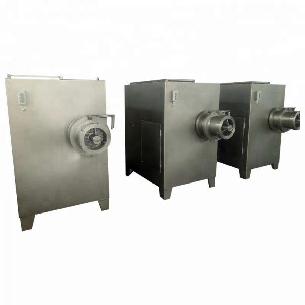 Stainless Steel Industrial Meat Mincing Machine #1 image