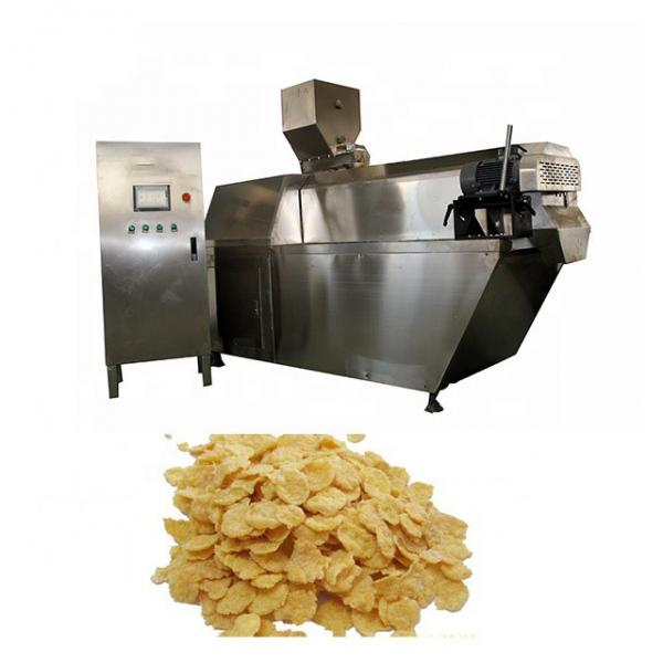 Snacks Puff Breakfast Cereal Corn Flakes Production Line #1 image