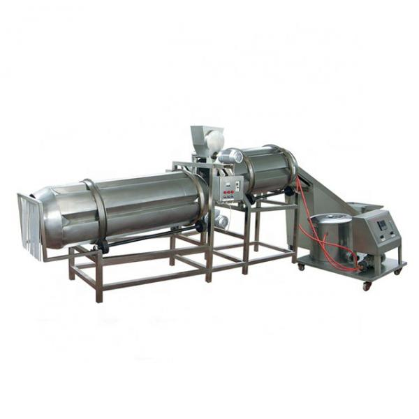 Hot Automatic Corn Flakes Food Extrusion Production Line #1 image