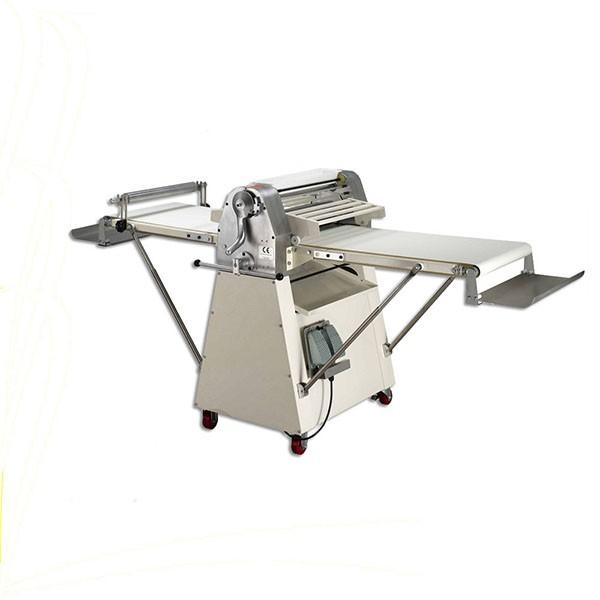 Bakery Pizza Dough Presser Machine for Biscuit Pastry Dough Roller Presser #1 image