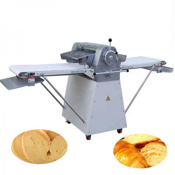 Stand Type Pizza Pastry Dough Bakery Manual Sheeter Machine Price (ZMK-520) #1 image