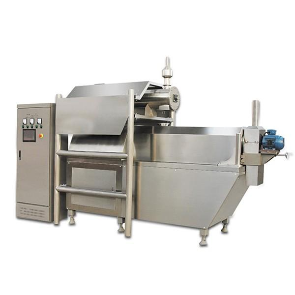 Extruded Pet Dog Fish Cat Food Making Machinery #1 image