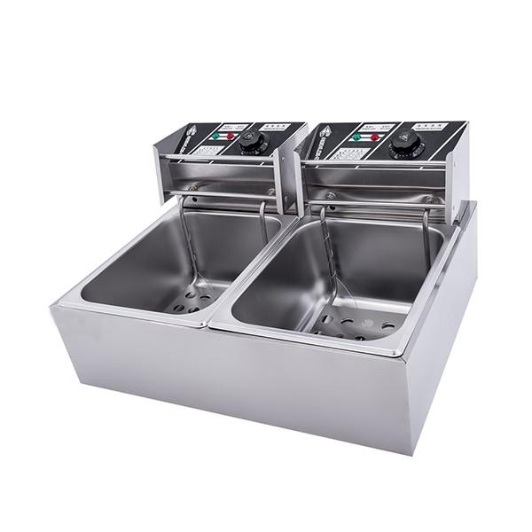 Continuous Fryer Machine Frying Machines #1 image