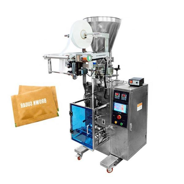 Mini Pack Filling Machine for Small Scale Spices Powder Packing Machine Small Business #1 image