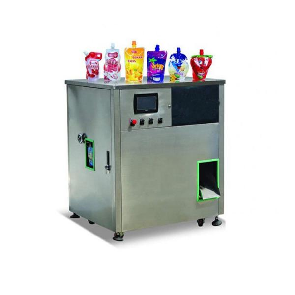 Pouch Water Packing Machine in India (AH-ZF1000) #1 image