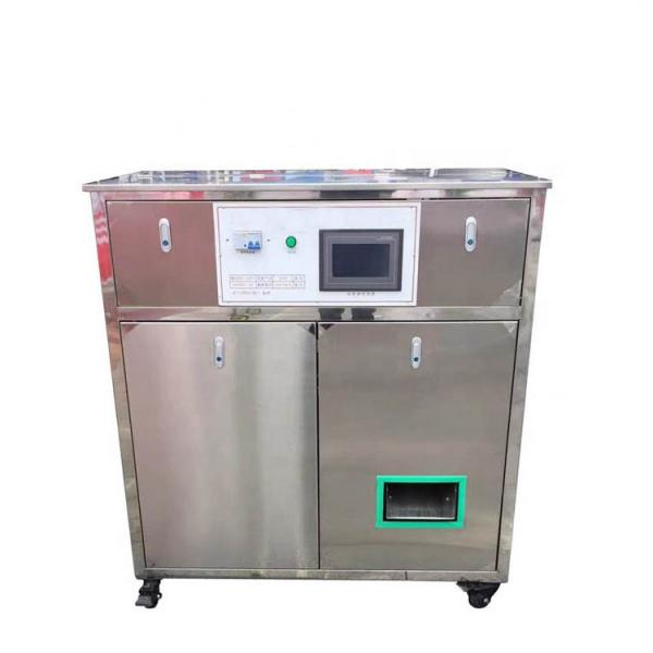 Newest Packing Rotary Packaging Water Pouch Packing Machine for PVA Pouch Gel #1 image