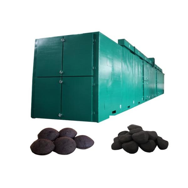 Automatic Heat Pump Industry Seafood Fruit Drying Machine Vegetable Dehydrator Mesh Belt Apple Banana Mango Fish Cucumber Hot Air Dryer #2 image