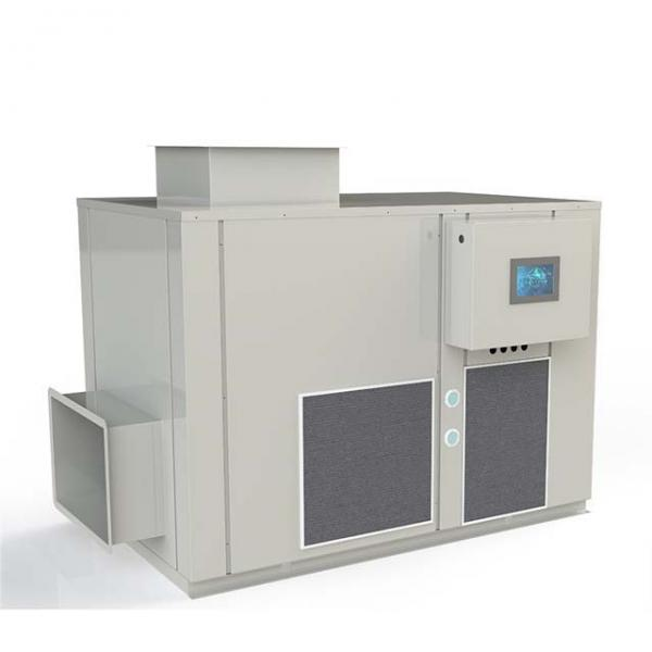 Tunnel Continuous Microwave Food Dryer Mashine #3 image