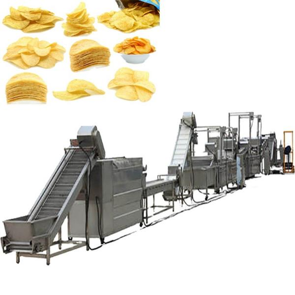 Small Scale Automatic French Fries Potato Chips Making Machine Price #3 image