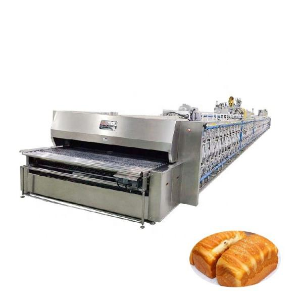 Bread Pastry Hamburger Bun Running Processing Production Line Factory #1 image