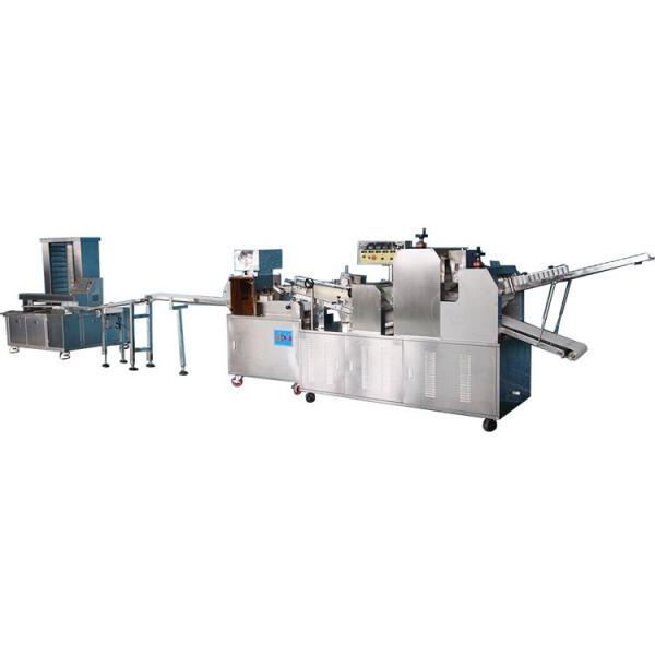 China Auto Moulder Bread Roll Molder Toast Bread Production Line (ZMN-380) #3 image